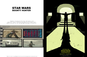 Bounty Hunter Storyboard Thumbnails 01